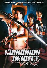 Chanbara Beauty: The Movie - Vortex (DVD, 2013)