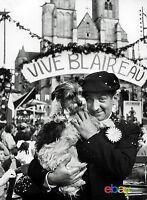 PHOTO COMME UN CHEVEU SUR LA SOUPE LOUIS DE FUNES  //11X15 CM #2