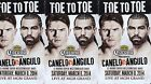 *5 ROOM KEYS CARD*MGM GRAND HOTEL & CASINO LAS VEGAS CANELO ALVAREZ KEY BOXING