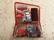 Disney Pixar Cars Pit Crew Member Guido TWOC **GENUINE*SEALED** P142-A62