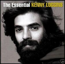 KENNY LOGGINS (2 CD) THE ESSENTIAL ~ FOOTLOOSE + GREATEST HITS / BEST OF *NEW*