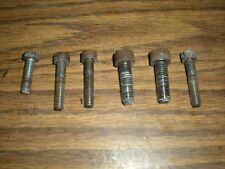 INTAKE MANIFOLD BOLTS 1979 HUSQVARNA 250 CR OR 79 HUSQY HUSKY