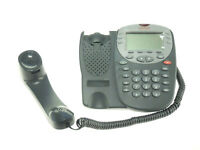 *NEW* Avaya 2410 VoIP Digital Desktop Office Phone w Handset & Curly Cord