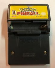 Pokemon Pinball (Nintendo Game Boy Color, 1999) Cart Only No Battery Cover