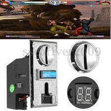 CPU Coin Acceptor Multi Coin Selector For Arcade Game & Slot Vending Machine