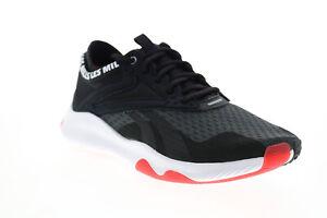Reebok Hiit TR EG1942 Mens Black Canvas Athletic Cross Training Shoes