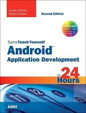 Sams Teach Yourself Android Application Development in 24 Hours (2nd Edition)