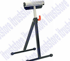 Folding Tool Wood Work Saw Material Support Roller Stand for Saws Rolling Pin