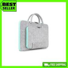 New Universal Laptop Case Carrying Bag Computers Durable Felt Pouch For Macbook