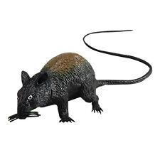 LARGE SQUEAKING RAT HALLOWEEN PROP FANCY DRESS TOY