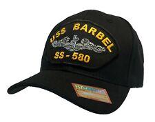 USS Barbel SS 580 Hat