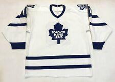 Vintage CCM Toronto Maple Leafs BERG #10 NHL Hockey Jersey Man L Canada Sewn