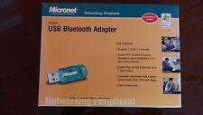 Micronet SP936B USB Bluetooth (1.2 CLASS 1) Adapter