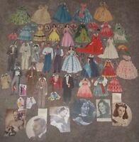 GONE WITH THE WIND 1940 VINTAGE PAPER DOLL CUT OUTS Collection Gable,Leigh