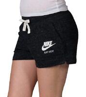 Nike Pantaloncini Gym Vintage Nero 726063 010 Donna palestra sport ORIGINALI