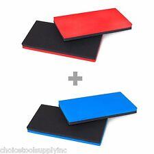 Premium Foam Hand Sanding Block Combo Pack (Soft & Rigid)