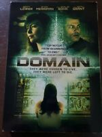 Domain (DVD, 2016) Widescreen, brand new free shipping