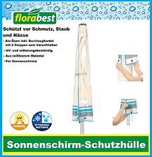 Schutz Hülle Haube schirm Sonneschirm Gartenschirm  2 gr. ca. Ø 2 m,Ø 3 übezug