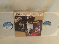 Creedence Clearwater Revival : 2 Albums In One 1970 Vinyl EX LP Lot G
