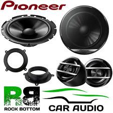 Pioneer Mazda 6 2013 On 600W Component Front Door Car Speakers