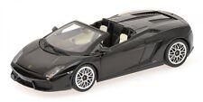 Lamborghini Gallardo LP560-4 Spyder Black 1:43 Model MINICHAMPS