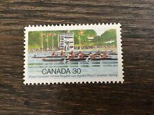 Canada #968 MNH, Royal Canadian Henley Regatta Stamp 1982