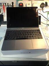 Apple MacBook A1534 Space Gray 256 GB 12'' Laptop - MLH72B/A (April, 2016)