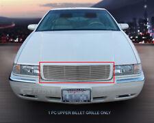 Fits 1995-2002 Cadillac El Dorado Billet Grille Main Upper Grill Insert Fedar