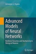 Modelli avanzati di reti neurali: dinamica non lineare e stochasticity in...