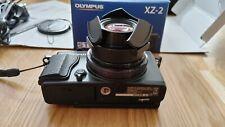 Olympus Stylus XZ-2 Edel-Kompaktkamera - schwarz