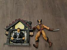 Marvel Legends Wolverine Brown Suit Series 6