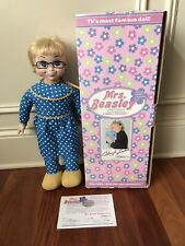 New Listing2000 Childhelp Usa Ltd. Edition Collectible Doll Talking Mrs. Beasley 077/1500