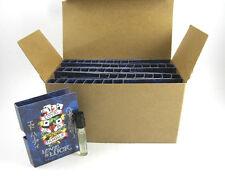 Ed Hardy Love & Luck Men Christian Audigier EDT Spray Vial 0.05 oz - Pack of 50