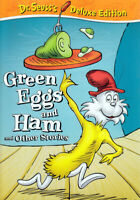 DR. SEUSS - GREEN EGGS AND HAM AND OTHER STORIES (DELUXE EDITION) (DVD)