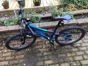 Boys giant bmx bike 24 inch