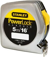 Stanley Powerlock Tape Measure 5m/16ft  **1585