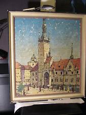 Klaus Zilken 1918 Königsberg Ostpreußen München : Rathaus Olmütz Olomouc Mähren
