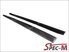 MERCEDES BENZ W219 CLS55 CLS63 & W219 W/ AMG CARBON FIBER SIDE SKIRT EXTENSION