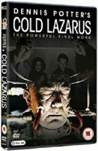 Dennis Potter's Cold Lazarus 2-Disc Dvd Albert Finney New & Factory Sealed