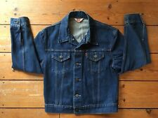 Vintage Levi's Orange Tab 70500 Denim/Jean Jacket - Size 37 - Boyfriend/Mom