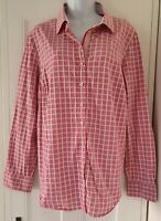 Womens Hawes & Curtis Pink Lilac Classic Semi Fitted Bundle Three Work Shirts 20