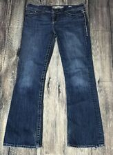 BKE Buckle Addison Bootcut Jeans Thick White Stitching Size 29R