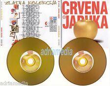 CRVENA JABUKA 2 CD Zlatna Kolekcija Bosna Hrvatska Zera Peljesac Hit Dirlija BiH