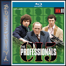 THE PROFESSIONALS - MKII **BRAND NEW BLU-RAY***