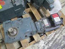 Reliance AC Synchronous Motor w/ Dodge Quantis Gear W7901902M-WY 2HP Used