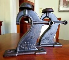 1870 Francis Pratt Hartford Ct Industrial Friction Clutch Antique Brackets