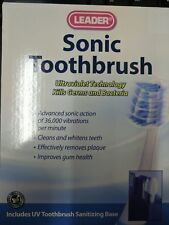 Leader Sonic Reach Toothbrush, 1 ct