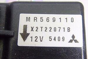 NEW OE MR569110 X002T22071A X002T22071B X2T22071B for 94-96 MONTERO 3.0L A/T M/T