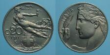 REGNO D'ITALIA VITT.EMAN.III 20 CENTESIMI 1911 DONNA LIBRATA qFDC