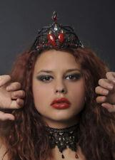 Halloween Gothic Broken Hearts Tiara
